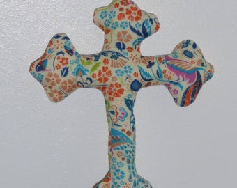 Liberty Juno's Garden cross