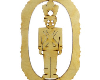 Toy Soldier Ornament - Toy Soldier Gift - Toy Soldier Decoration - Toy Soldier Ornaments - Toy Soldier Gifts - Personalized Free