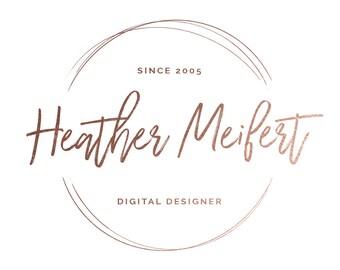 Custom Name Logo