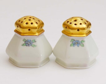 Heinrich and Co H&C Selb Bavaria Germany Salt and Pepper Shakers