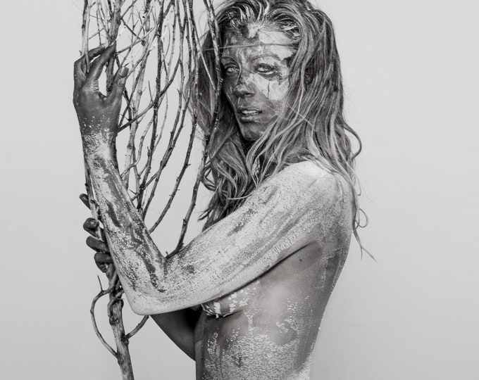 Solo - 24x30 fine art nude print limited edition photograph