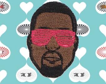 Kanye West Emoji Patch