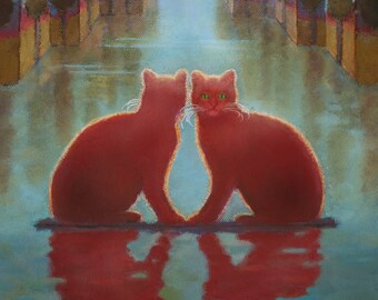 Cats on the Water