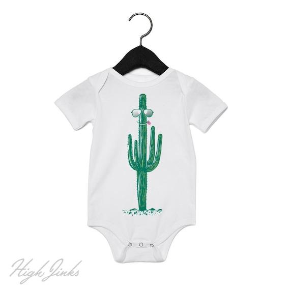 Cool as a Cactus : Infants Onesie