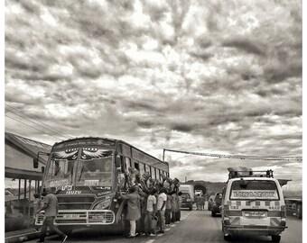 Road, Africa, photography print, landscape, transport, framed photographs, wall art