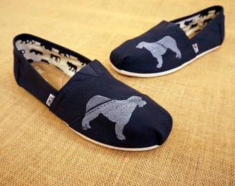 Irish Wolfhound TOMS shoes