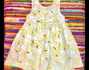 Polly Flinders Easter Dress, Polly Flinders Dress, Polly Flinders Dress Size 5, Easter Dress Size 5