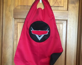 CARS Kids Superhero Cape/Costume