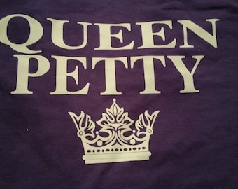 Queen Petty T-Shirt