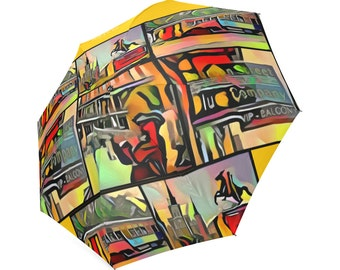 New Orleans heritage jazz umbrella