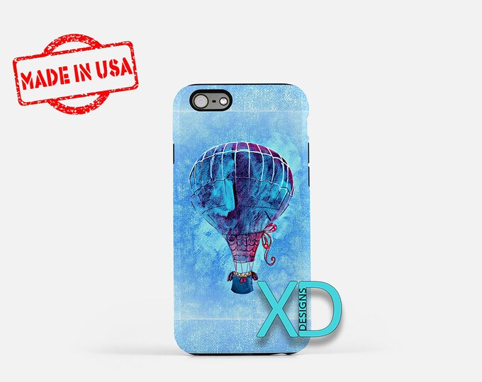 Hot Air Balloon iPhone Case, Balloon iPhone Case, Balloon iPhone 8 Case, iPhone 6s Case, iPhone 5s Case, Phone Case, iPhone X Case, SE Case