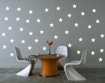 40 Stars - Vinyl Wall Art