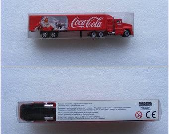 Coca-Cola Christmas Truck , New , Original Box