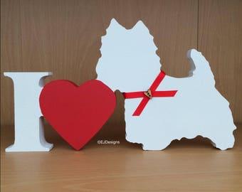Westie Dog Plaque, Westie, Dog Gift, home decor