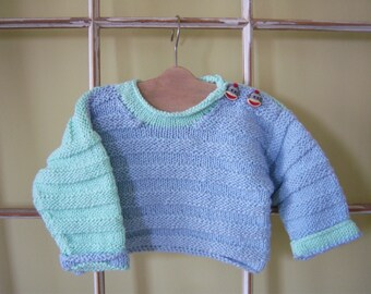 Sock Monkey Sweater