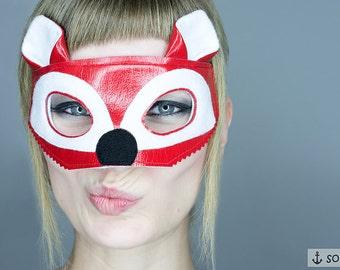 "Mask ""Kitsune"" - Fox Mask"