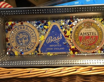 Re-Done It European Beer Tray