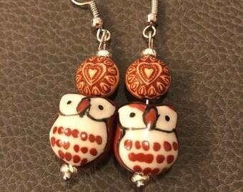 Owls & Hearts