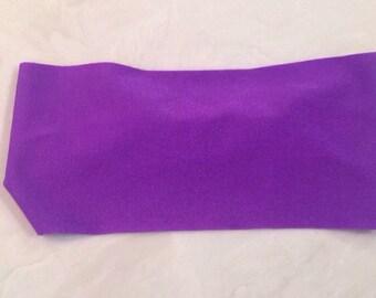 Purple Fitness Headband