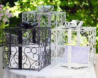 Reception card box | Etsy