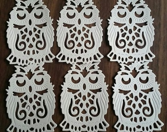 Owl cut outs