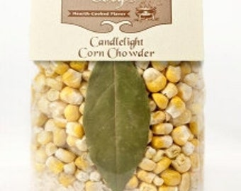 Our best selling soup - Candlelight Corn Chowder Soup Mix  Cooke Tavern Soups