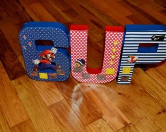 Super Mario Birthday Party Decorations