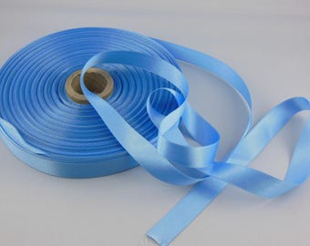 Satin ribbon double sided 15 mm