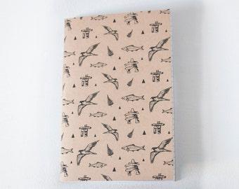 Notebook - Nunavut / journal, notebook, notebook, notebook, stationery