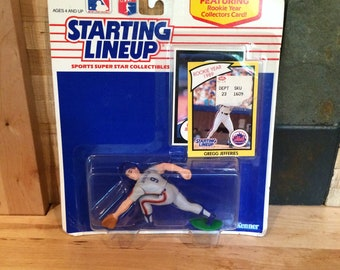 Starting Lineup Gregg Jefferies Sports Star Collectables