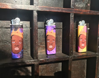 Big poppa, Biggie, Notorious lighters