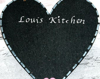 Chalkboard sign blank - Chalkboard signs wedding - chalkboard sign - Kitchen Sign - First Home Gift - home sweet home sign
