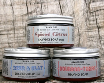 Travel Shave Soap