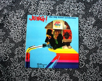 Bob Jung - The Big Band Syndrome -  Vintage Vinyl LP-1969 Command Records COM944S. Near Mint Rare Experimental Jazz. Jazz Funk Vinyl