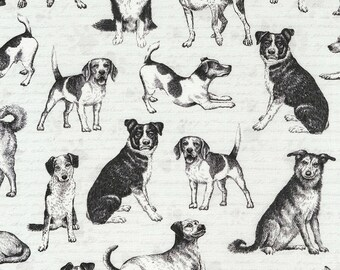 Playful Pups - Custom Made Scrub Tops Nursing Uniforms