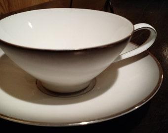 Rosenthal Cups and Saucers, Rosenthal Elegance cups and saucers, Vintage Rosenthal cups and saucers, Rosenthal Dinnerware