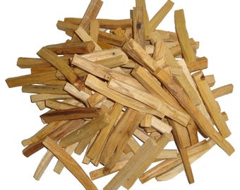 PALO SANTO Holy Wood Incense Sticks Smudge Sticks – BULK 200g