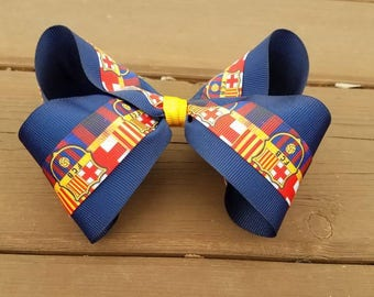 Barcelona hairbows
