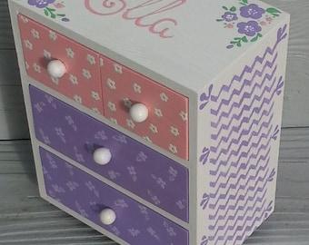 Child jewelry box Etsy