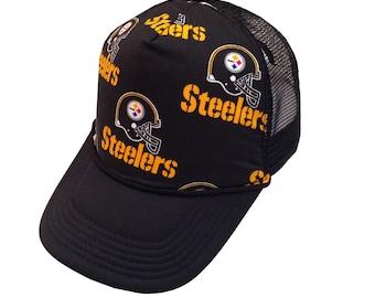 Steel Trucker Hat- Youth Size
