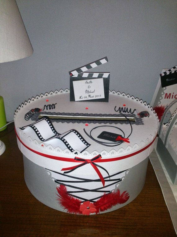 anniversaire theme cinema aidez