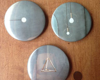 Minimalist Button Set