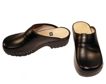 Soft Clogs black