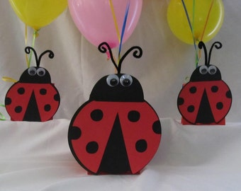 Ladybug Party Centerpiece