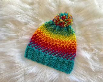 Baby / Toddler Crochet Hat