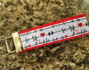 Heartbeat key fob