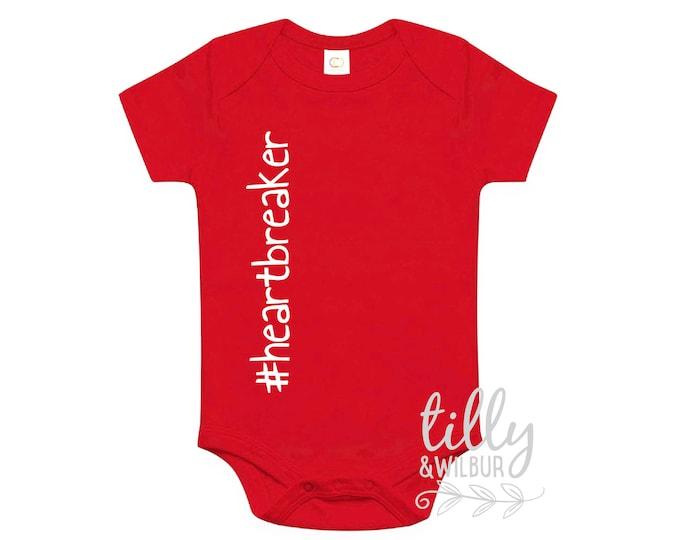 Heartbreaker Baby Bodysuit