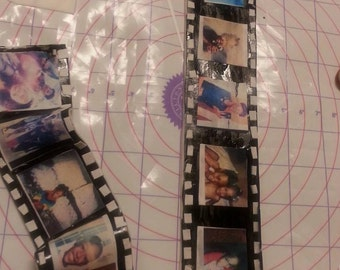 Filmstrip Cake Toppers
