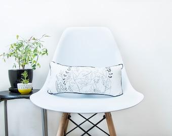 Cushions, illustration, design, home