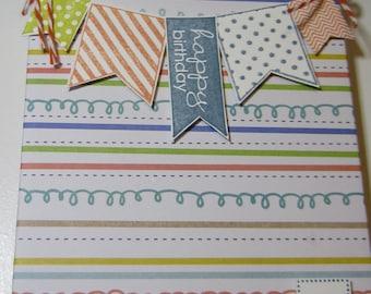 Banner Birthday Reminder Book